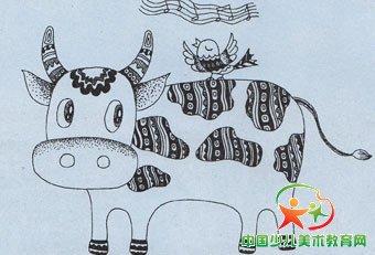 幼儿线描范画_幼儿线描教师范画,幼儿线描画图片大全图片_1