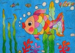 网络美术馆_少年儿童绘画作品_儿童画_中国少儿