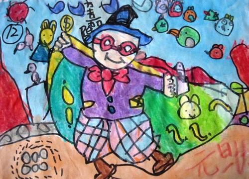 美术魔法师_魔法师少儿美术免费试听免材料费开设国画、