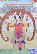 中国娃娃图片